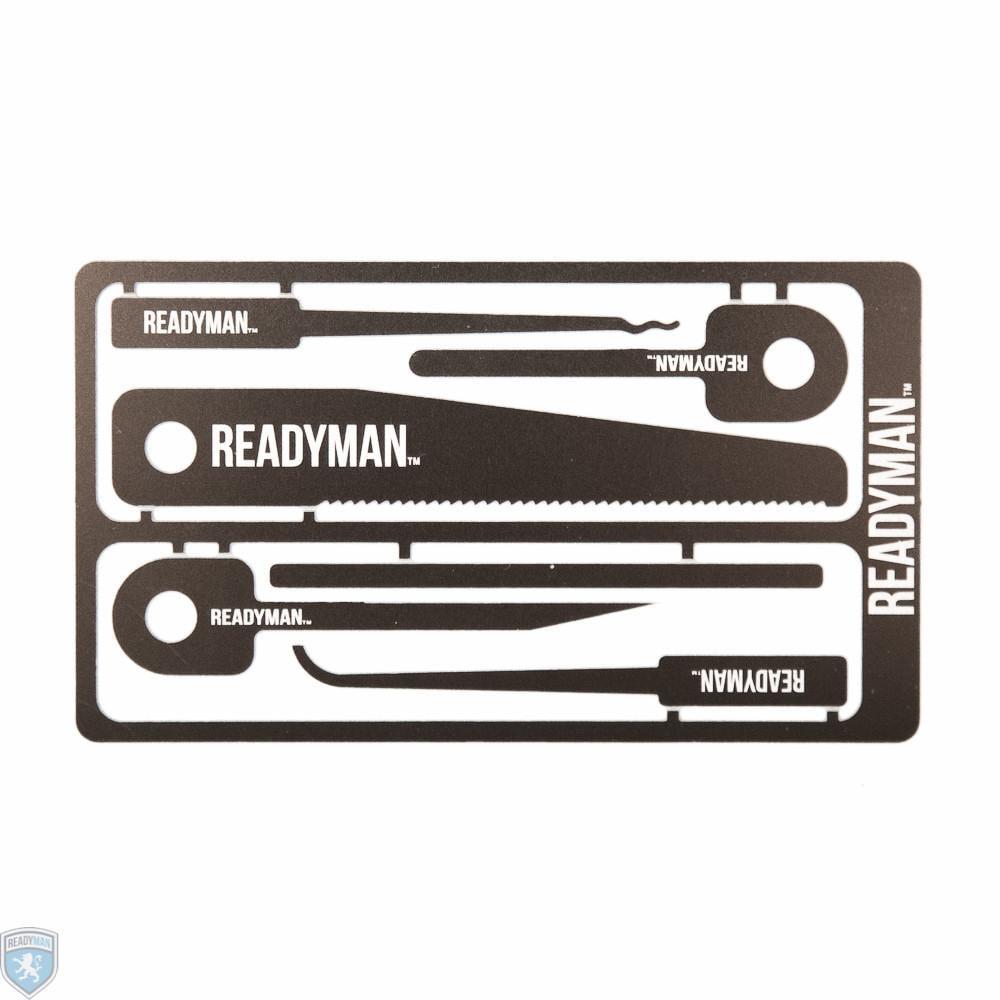ReadyMan Hostage und Kidnap Escape Card