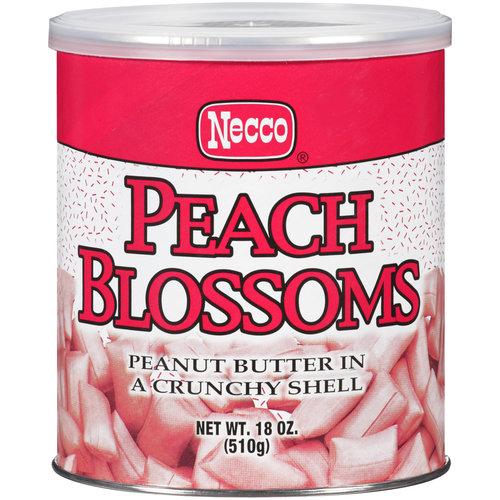 Necco Peach Blossoms, 18 oz