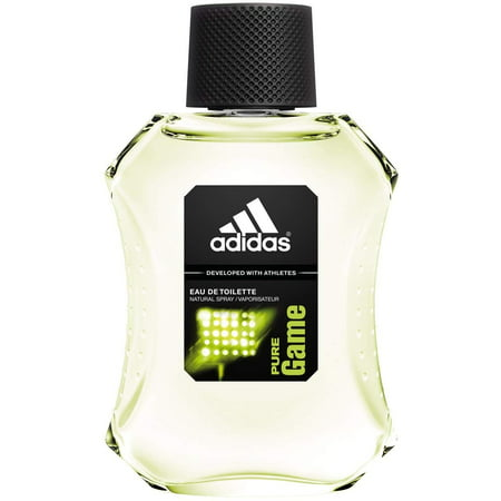 Adidas Mens Edt Spray - Adidas Pure Game for Men by Adidas 3.4 oz EDT SP