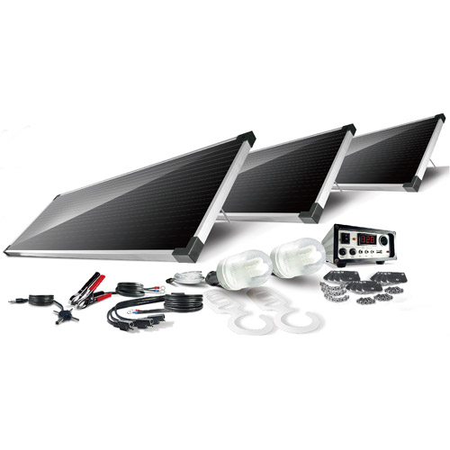 Schumacher Electric 54W Solar Panel Kit
