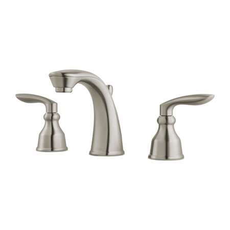 "Pfister Serrano Single Control 4"" Centerset Bathroom Faucet in Polished Chrome"