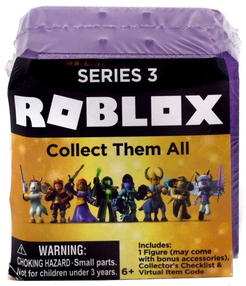 Roblox GOLD Series 3 (Celebrity Collection) Mystery Pack