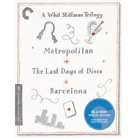 A Whit Stillman Trilogy - Metropolitan / The Last Days Of Disco / Barcelona (Blu-ray)