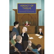 Verdict of Twelve - eBook