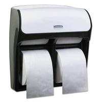 Kimberly-Clark Professional* MOD High Capacity SRB Dispenser, 11 1/4 x 6 5/16 x 12 3/4, White