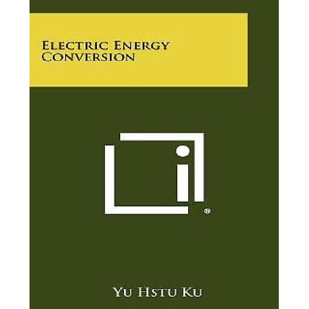 Electric Energy Conversion