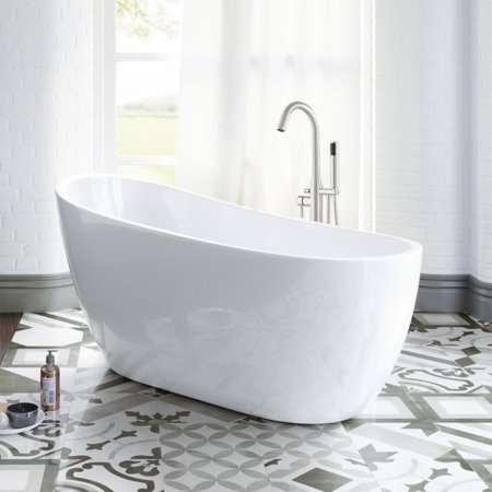 Undermount Soaking Tub - Woodbridge 54