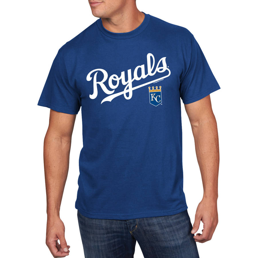 Big Men's MLB Kansas City Royals Team Tee