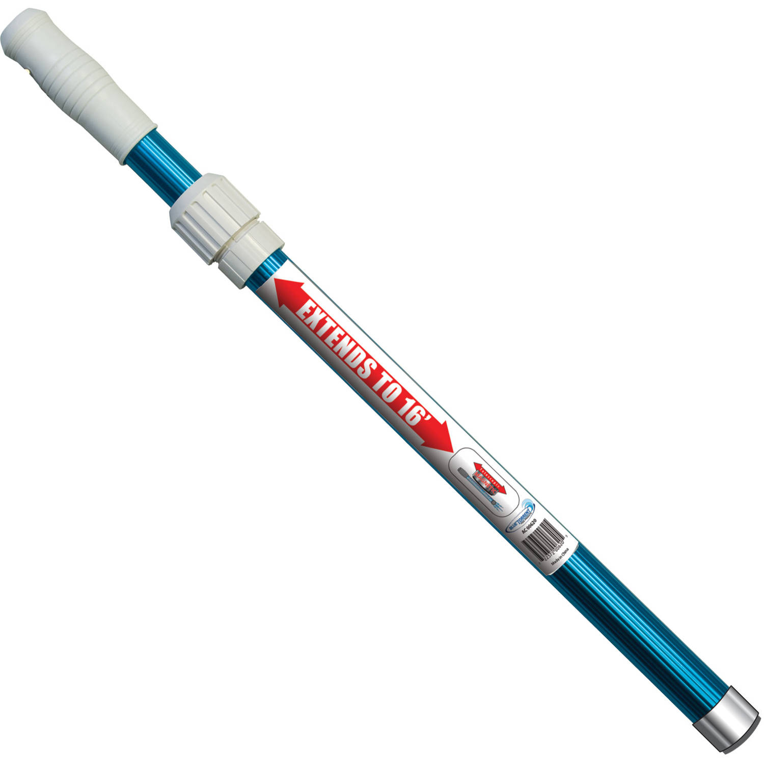 Blue Torrent 16 Telescopic Pole For Swimming Pools