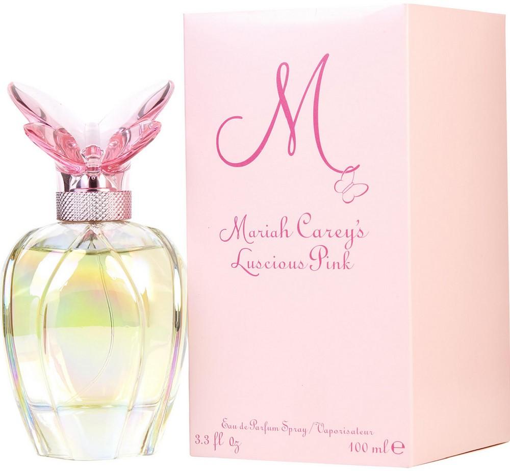 2 Pack - Luscious Pink By Mariah Carey Eau de Parfum Spray For Women 3.3 oz
