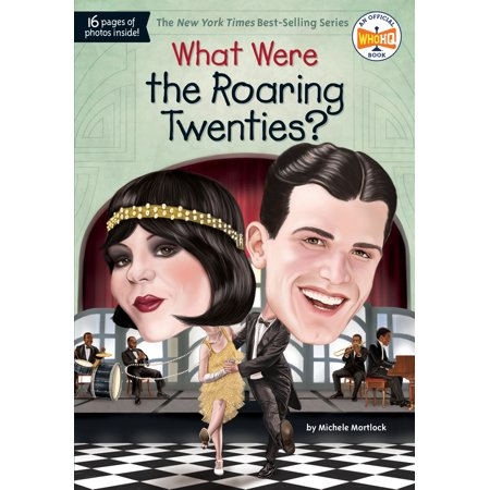 What Were the Roaring Twenties? (Paperback)