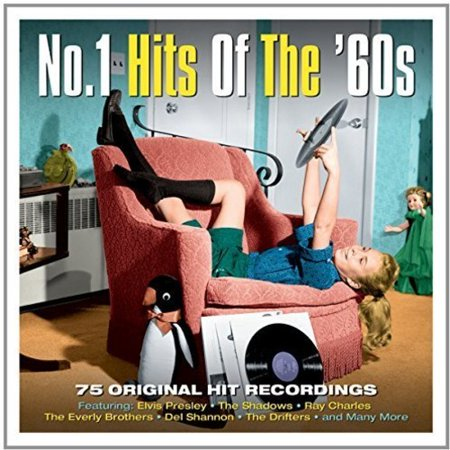 No.1 Hits Of The 60s / Various (CD) - Cher In The 60s