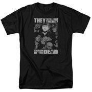 Shaun Of The Dead - Still Out There - Short Sleeve Shirt - X-Large
