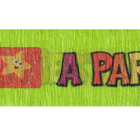 Dora the Explorer 'Star Catcher' Crepe Paper Streamer - Dora Star Catcher