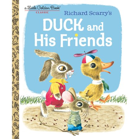 - Duck and His Friends