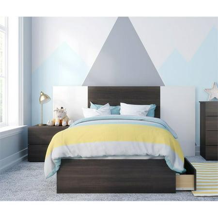 Alaska Twin Size Bedroom Set #402049 from Nexera ()