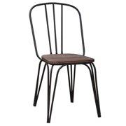 nspire 202-235-2PK Revo Side Chair, Black, 2 Pack