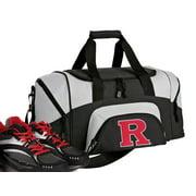 Broad Bay Small Rutgers Duffel Bag or Rutgers Gym Bag
