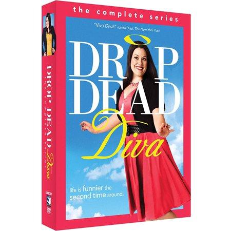 Drop Dead Diva: The Complete Series (DVD)