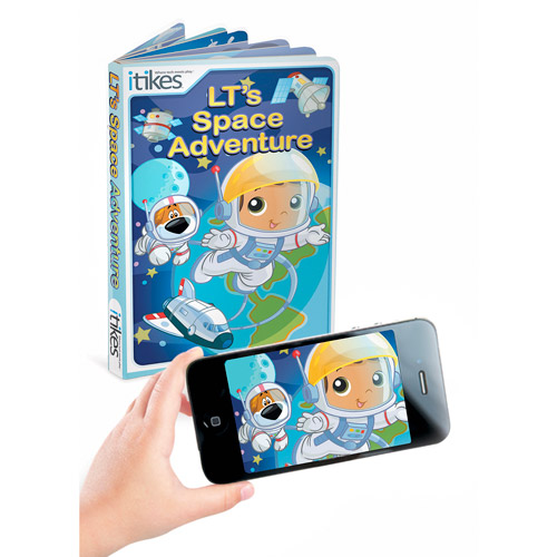 Little Tikes iTikes Stories in Motion, LT's Space Adventure