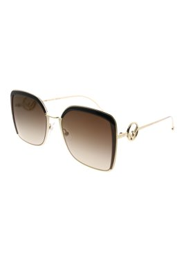 d41a2a6348f9a Product Image Fendi F Is Fendi FF 0294 09Q Womens Square Sunglasses