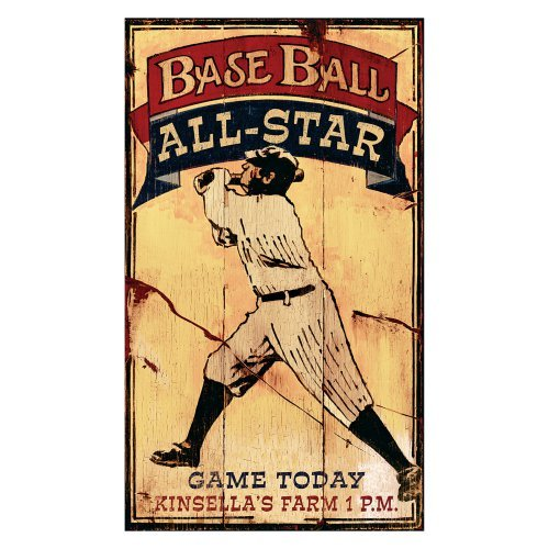Baseball Allstars Wall Art
