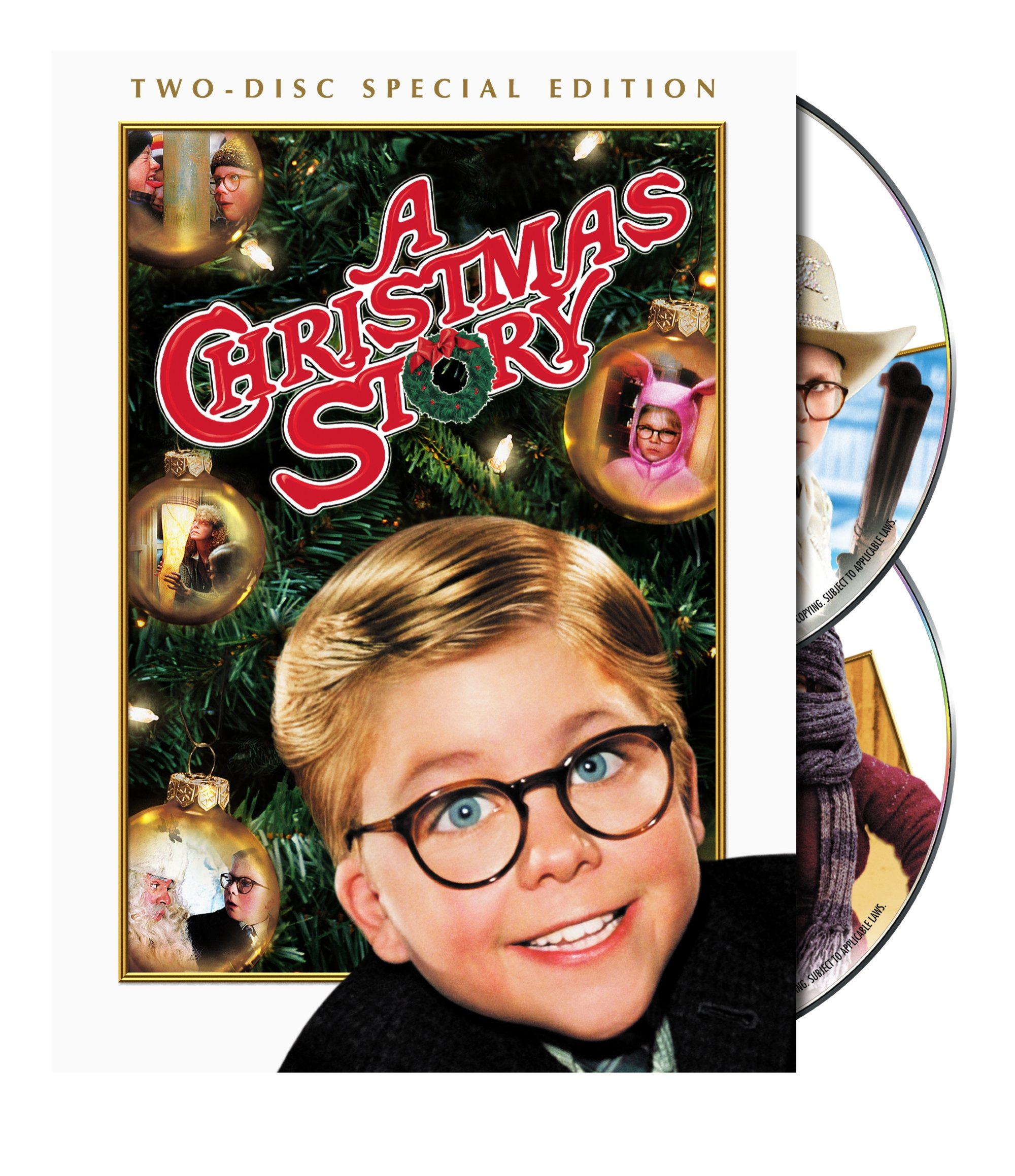 A Christmas Story (Special Edition) (DVD) by WARNER HOME VIDEO
