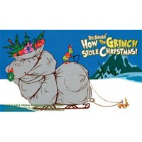 Pop Culture Graphics MOVGI7547 How the Grinch Stole Christmas Movie Poster, 11 x 17