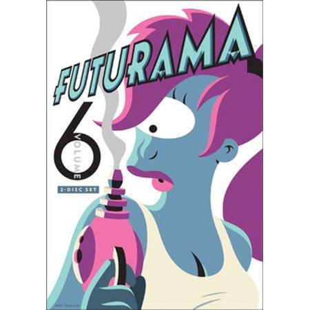 Futurama: Volume 6 (DVD) for $<!---->