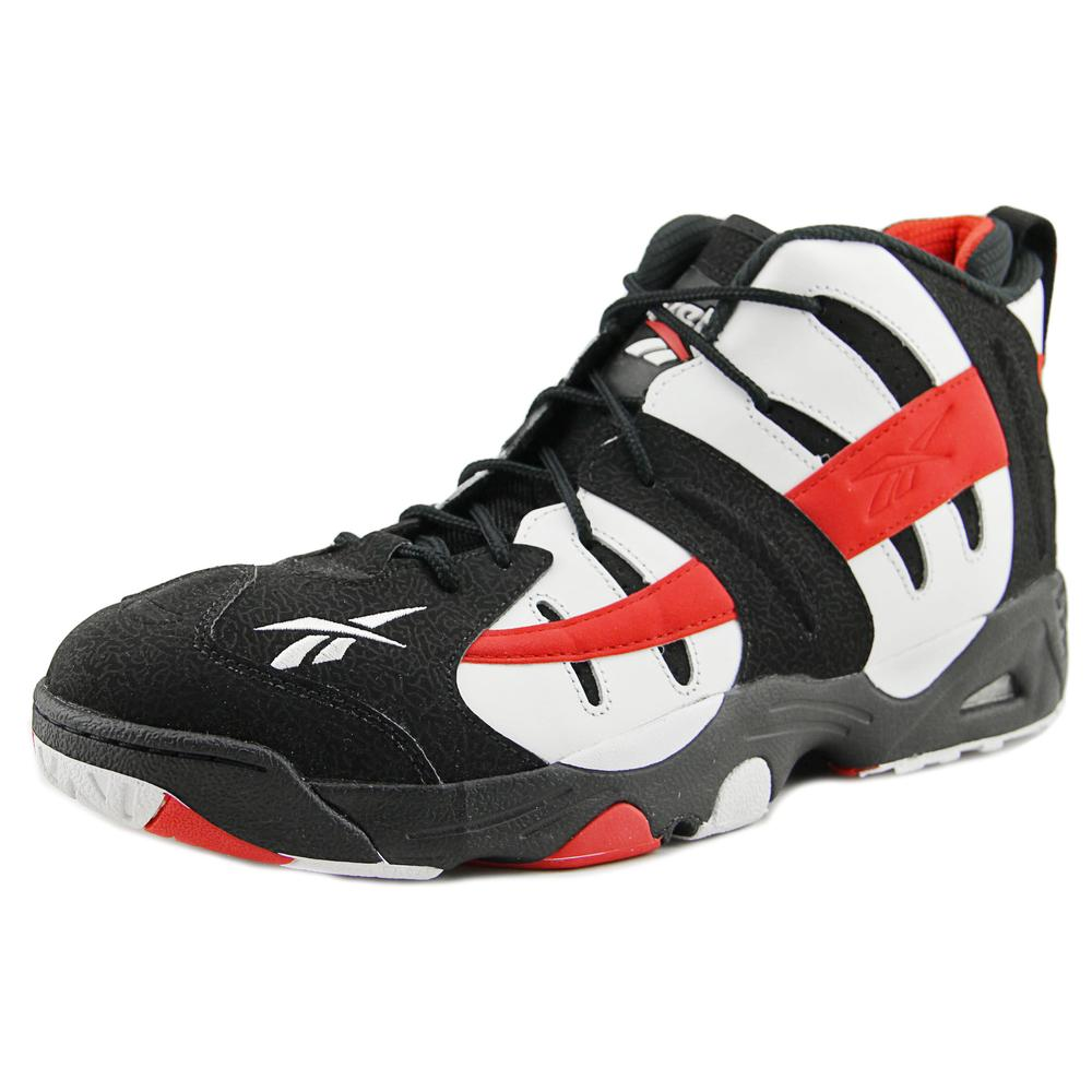 Reebok Rail   Round Toe Leather  Basketball Shoe