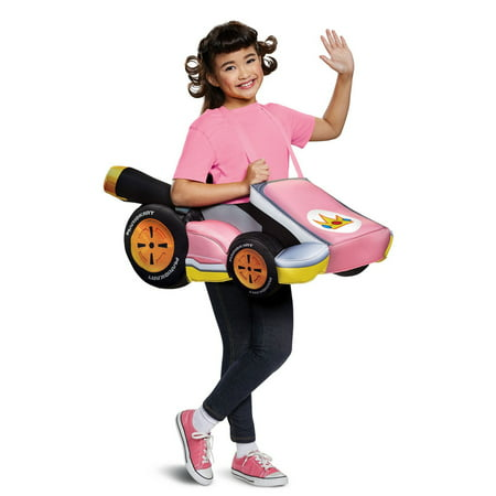 Super Mario Bros. Peach Kart Child Costume](Mario And Peach Costumes)