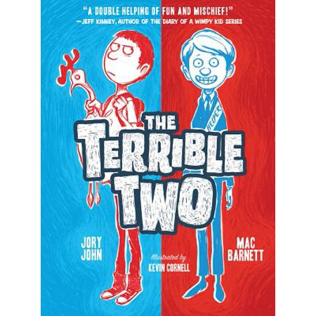 The Terrible Two (Paperback) (Best Way To Deal With Terrible Twos)