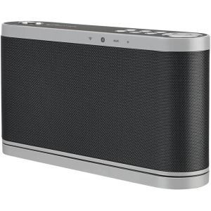 iLive Platinum ISWF576B Speaker System - Wireless Speaker(s) - Battery Rechargeable - Black - Wireless LAN - Bluetooth - Wireless Audio Stream, Passive Radiator