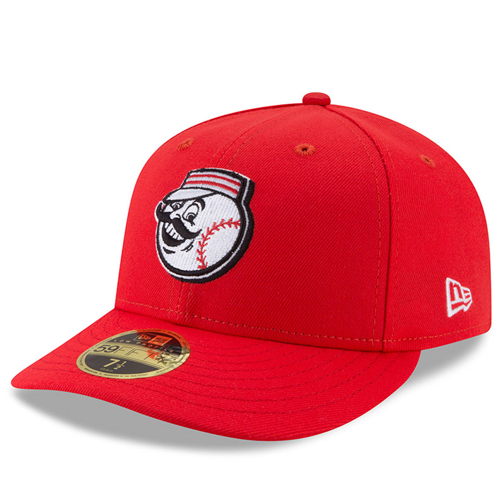 finest selection 82d02 61567 ... store cincinnati reds new era 2017 players weekend low profile 59fifty  fitted hat red walmart 6aaa9 ...