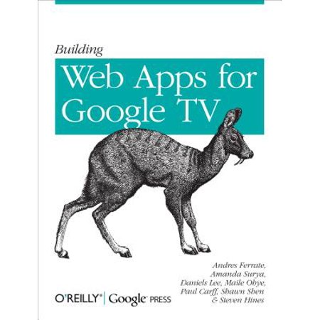 Building Web Apps for Google TV - eBook (Best Home Building App)