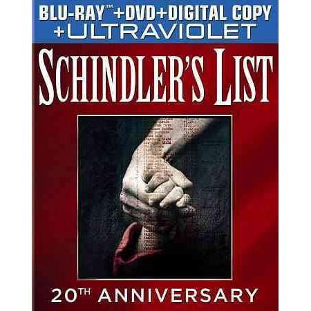 Schindler's List (Blu-ray) - Satanic Movies List