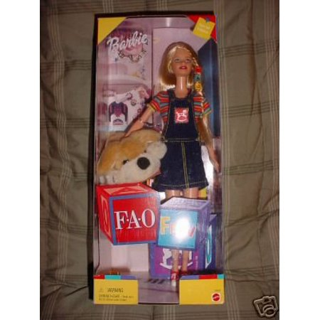 Barbie Fao Fun with Patrick the Puppy Brand New From 1999 - image 1 de 1