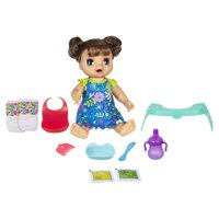 Baby Alive Happy Hungry Baby 50+ Sounds, Phrases, Eats, Poops, Drinks, Wets, for Kids Ages 3+
