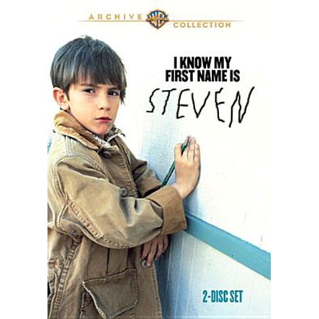 I Know My First Name Is Steven (DVD)