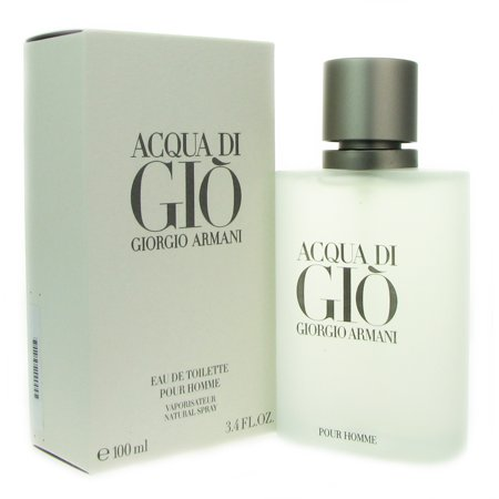 Acqua Di Gio Men by Armani 3.3 oz EDT Spray