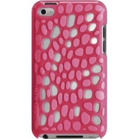 Belkin Emerge 032 iPod Case - iPod - Paparazzi Pink - Pebbles Textured - - Paparazzi Jewelry Catalog