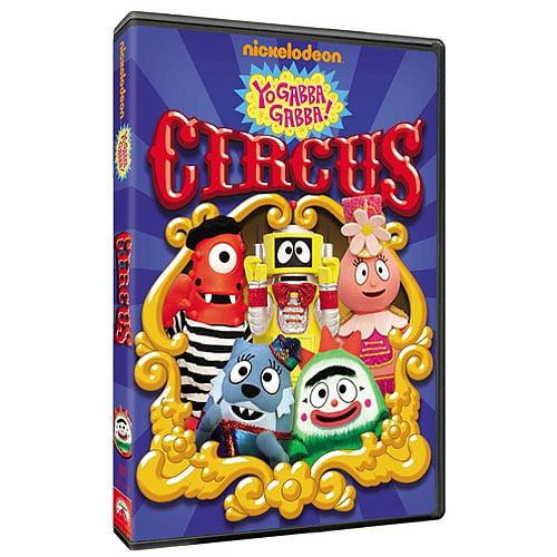 Yo Gabba Gabba - Circus [DVD]
