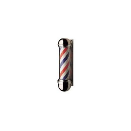 Marvy Barber Pole Two Light (William Marvy Company Barber Pole Mid-Size 24