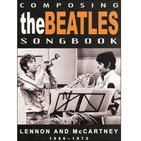 Image of The Beatles: Composing The Beatles Songbook Lennon & McCartney 1966-1970 (DVD)