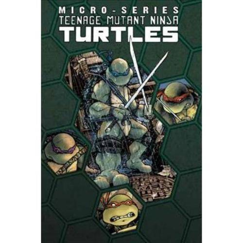Teenage Mutant Ninja Turtles Micro-Series 1