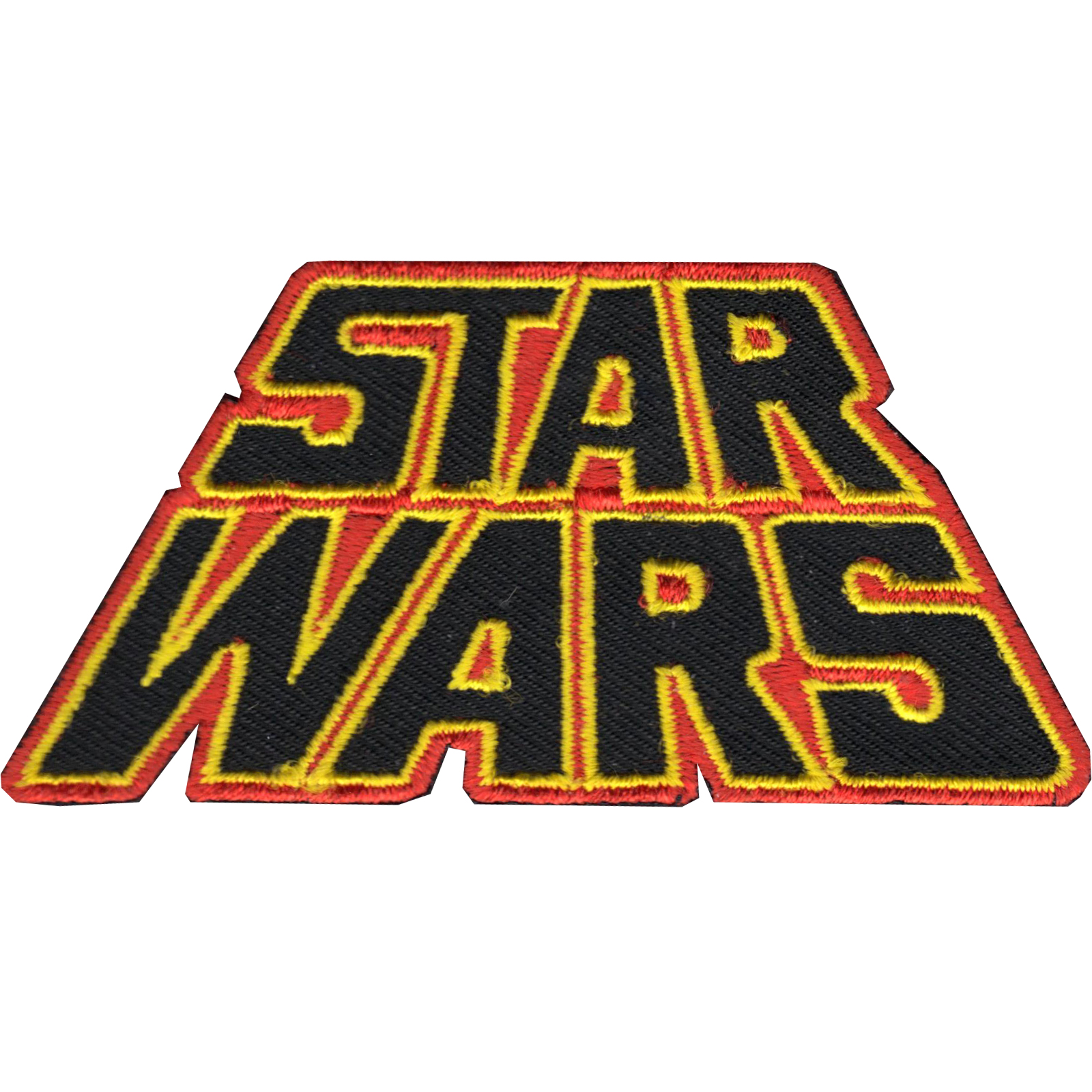 Official Star Wars Logo Iron On Patch