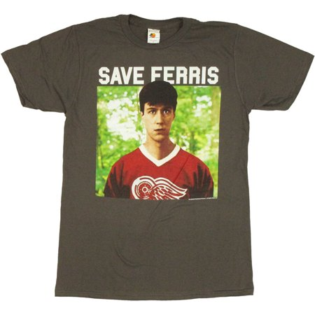 Ferris Buellers Day Off Cameron T Shirt Sheer (Ferris Bueller Halloween)