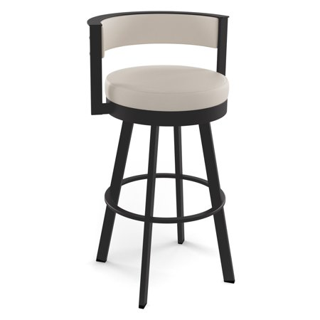 Amisco Browser 30 In  Swivel Barstool