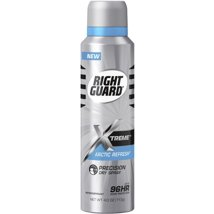 Deodorant: Right Guard Xtreme