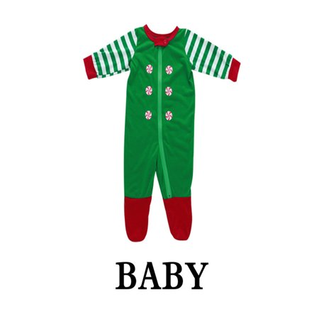 Toddler Baby Tnfant Merry Christmas Stripe Print Family Matching Rompers Outfits](Christmas Family Outfit)